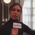 """Victoria Beckham : """"J'adore le style des Françaises"""""""