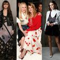 Nicole Kidman, Selena Gomez, Millie Bobby Brown... Les stars aux premiers rangs des défilés new-yorkais