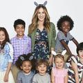 Sarah JessicaParker signe une collection enfant pour Gap
