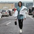 Street Style : New York déshabille les filles de la Fashion Week