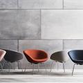 The Pot, mythique fauteuil d'Arne Jacobsen, fait son grand retour