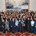Plus d'une centaine de créateurs réunis pour un dîner exceptionnel à l'Élysée