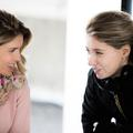 """Alice Taglioni : """"C'est l'histoire de deux femmes qui ont une même vision de la vie"""""""