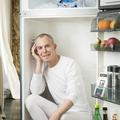 """Dans le frigo de Jean-Claude Jitrois : """"Parfois on me dit que je mange comme un enfant"""""""