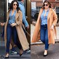 """Une blogueuse """"plus size"""" recrée les looks de Meghan Markle"""
