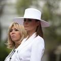 Brigitte Macron VS Melania Trump, le match mode des premières dames