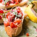 Nos recettes incontournables de bruschetta pour un apéritif gourmand