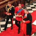 Le prince Harry a demandé à son frère William d'être son témoin