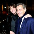 Le cri d'amour de Nicolas Sarkozy à Carla Bruni