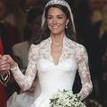Le match des robes de mariée de Kate Middleton et Meghan Markle