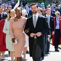 "La photo du ""bébé volant"" de Serena Williams au mariage princier"