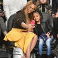 La pudique réaction de Blue Ivy face aux images de ses parents au lit