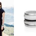 """Charlotte Casiraghi et Montblanc signent une ligne de bijoux """"Les Aimants"""""""