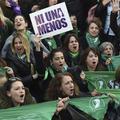 En Amérique latine, les femmes en croisade contre le machisme