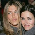 """Jennifer Aniston et Courteney Cox, éternelles """"Friends"""""""