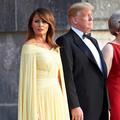 La robe jaune de Melania Trump pourrait-elle être une (énième) pique à son mari ?