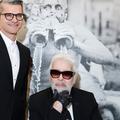 "Karl Lagerfeld et Serge Brunschwig: ""Le double F devient ""Fendi Forever"""""