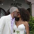 Vincent Cassel et Tina Kunakey se sont mariés sur la côte basque