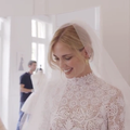 Dans les coulisses des essayages des robes de mariée Dior de Chiara Ferragni