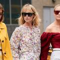 La très chic leçon de mode des New-Yorkaises contre la grisaille