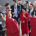 Vent de panique sur les invités du mariage de la princesse Eugenie