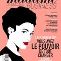 """Madame Figaro"" lance son hors-série ""Madame Business"""