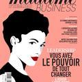 """Madame Figaro"" lance son hors-série ""Madame Business"""