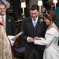 La larme de Jack, la discrétion de Meghan, le couac de l'alliance… Les moments forts du mariage de la princesse Eugenie