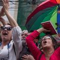 """Brésil : """"j'ai peur"""", """"tout va changer"""", les craintes et les espoirs des électrices"""