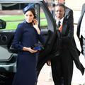 Meghan Markle joue la carte de la discrétion au mariage de la princesse Eugenie