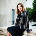 Angélique Aubert, la femme qui fait entrer l'art dans l'entreprise