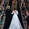 Pour son mariage, la princesse Eugenie opte pour une robe chargée de symboles