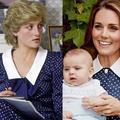 Kate Middleton : ses clins d'œil stylistiques à Lady Diana