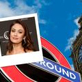 Londres dans les pas d'Olga Kurylenko