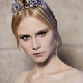Versace signe la tiare Swarovski du prochain bal de l'Opéra de Vienne