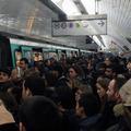 Harceleur filmé en train de se masturber dans le métro : un suspect placé en garde à vue