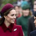 Kate Middleton et Meghan Markle s'offrent une trêve de Noël