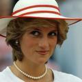 Une robe de bal iconique de Lady Diana retrouvée... dans une friperie