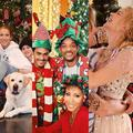 Le Noël haut en couleurs des célébrités