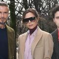 Les vacances des Beckham au pays du Père Noël