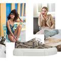 Cara Delevingne pour Dior Beauté, cosmétique bio Bonton, Keira Knightley en Chanel à Buckingham ... L'impératif Madame