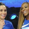 """""""Arrête d'être aussi gentille"""" : Serena Williams défend son amie Meghan Markle"""