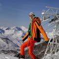 Orange vif, rose intense, jaune fluo... Au ski cet hiver, le vestiaire sera haut en couleurs