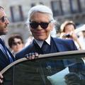 """Karl Lagerfeld : """"À 7-8ans, J'étais persuadé que j'allais être connu"""""""