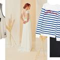 Monica Bellucci en Dolce & Gabbana, nouvelle gamme Clarins, Balmain au Printemps... L'Impératif Madame
