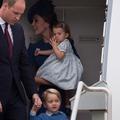 Le prince George ne pourra bientôt plus prendre l'avion avec son père