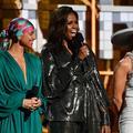 """""""As-tu rencontré les vraies stars?"""" : l'hilarant texto de la mère de Michelle Obama à sa fille"""