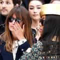 """Caroline de Maigret au défilé Chanel : """"J'ai retrouvé Karl dans chaque modèle"""""""