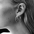 On a trouvé l'astuce pour doubler ses boucles d'oreilles sans passer par la case piercing