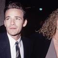 """Mort de Luke Perry : les femmes qui ont partagé la vie de l'idole des """"nineties"""""""